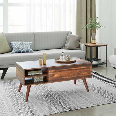 Waddington Lift Top Coffee Table with Storage - Wayfair