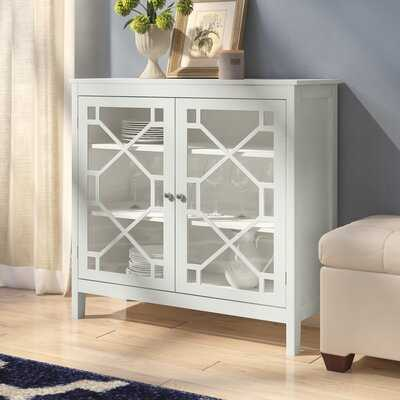 Friedlander 2 Door Accent Cabinet - Wayfair