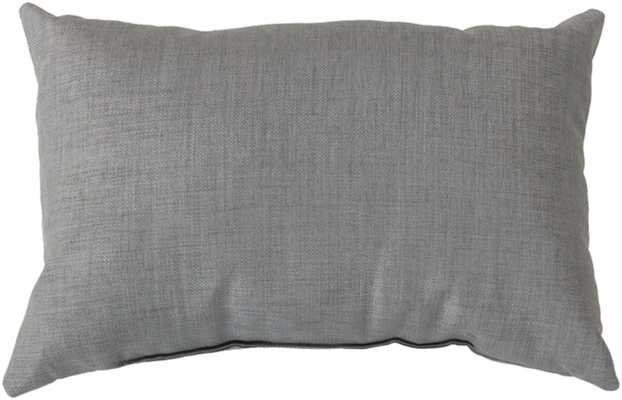 "Storm - ZZ-406 - 13"" x 20"" - pillow cover only - Neva Home"
