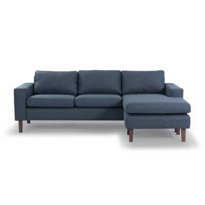 "Azekiel 84"" Reversible Sectional - AllModern"