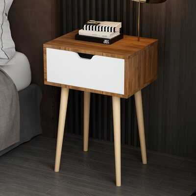 Bedside Table End Table - Wayfair