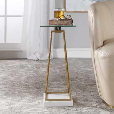 Mackean Modern Drink Table - Hudsonhill Foundry