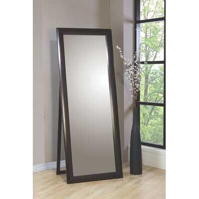 Standing Floor Full Length Mirror - Wayfair