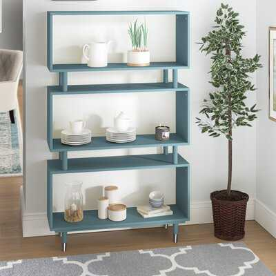 Alyse Standard Bookcase - Wayfair