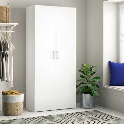 Minda Armoire with 2 Door - Wayfair