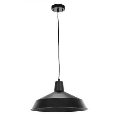Adriana 1 - Light Single Dome Pendant - AllModern