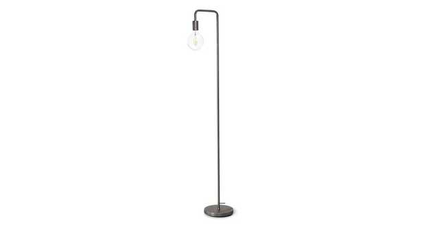 Beacon Gunmetal Floor Lamp - Article