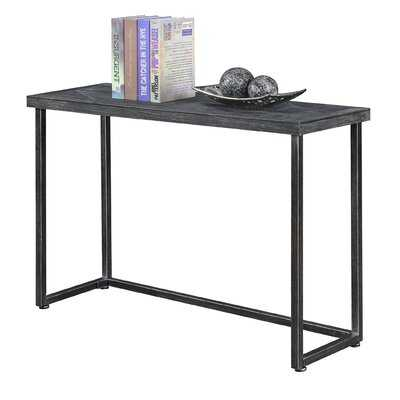 Harva Parquet Console Table - AllModern