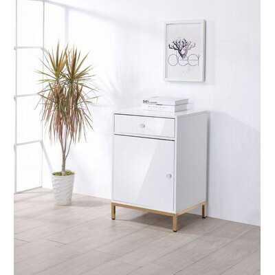 Fraser 1 - Drawer Vertical Filing Cabinet - Wayfair