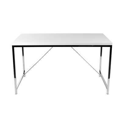 Deatrich Wood Writing Desk - Wayfair