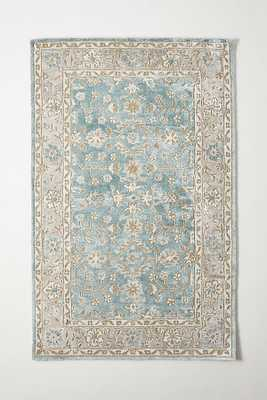 Tufted Estelle Rug By Anthropologie in Assorted Size 8 x 10 - Anthropologie