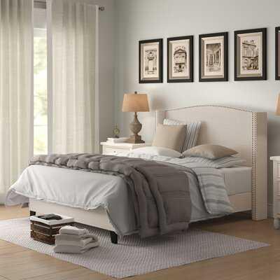 Cassandra Upholstered Standard Bed - Wayfair