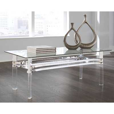 Calles Coffee Table - Wayfair