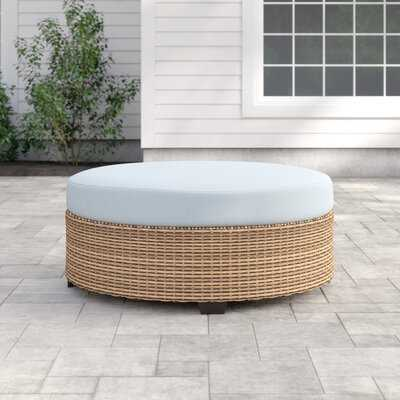 Waterbury Wicker Coffee Table - Wayfair