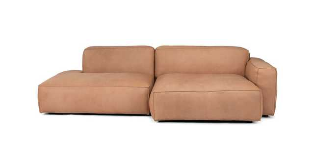 Solae Canyon Tan Right Sectional - Article