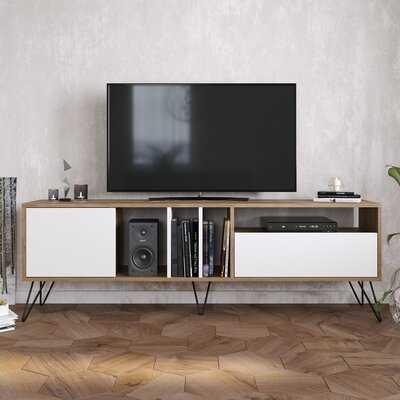 "Heatherton TV Stand for TVs up to 78"" - Wayfair"