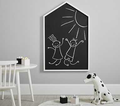 Oversized Chalkboard - Pottery Barn Kids