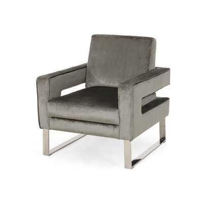 Durango Velvet Armchair - Wayfair