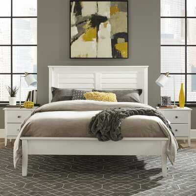 Greenport Platform Bed - AllModern
