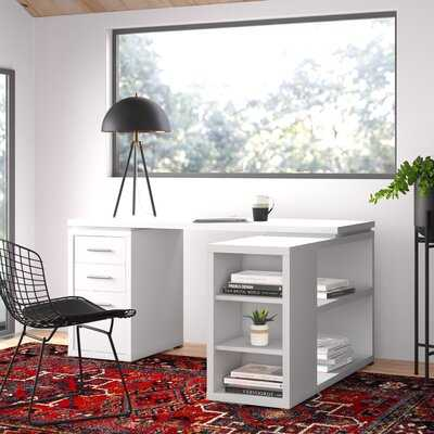 Davison Reversible L-Shape Executive Desk - AllModern