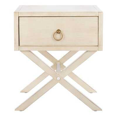 Montez 1 - Drawer Nightstand - Wayfair