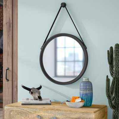 Laila Modern and Contemporary Wall Mirror - Wayfair
