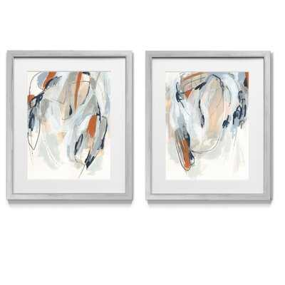 Obfuscation I - 2 Piece Picture Frame Graphic Art Print Set on Paper - Wayfair