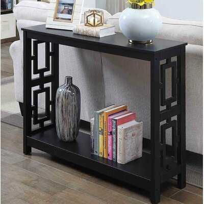 "Carlino 39.5"" Console Table - Wayfair"