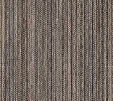 Grasscloth Wallpaper Sample, Bronze - Pottery Barn
