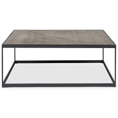 HOME AGAIN COFFEE TABLE CARBON - Wayfair