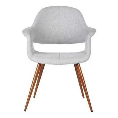 Mcgahan Fabric Upholstered Side Chair - Wayfair