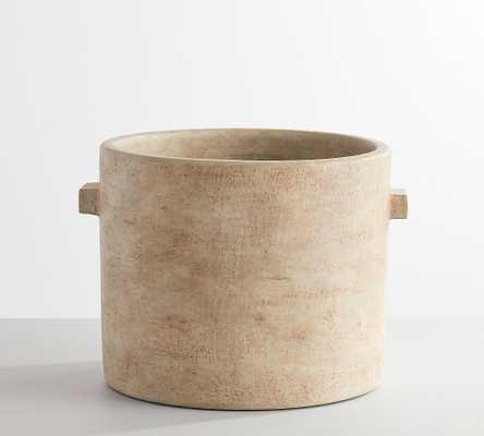 """Maya Terra Cotta Planter, medium, 11""""H - Pottery Barn"""