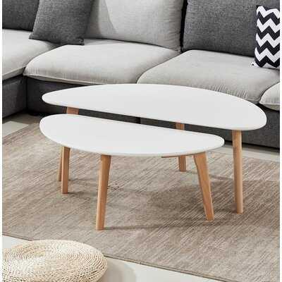 Brayton 2 Piece Coffee Table Set - Wayfair