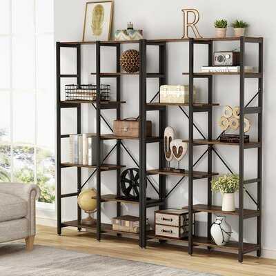 Zielinski Etagere Bookcase - Wayfair