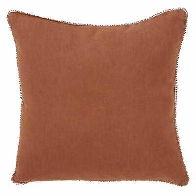 Penrith Linen Throw Pillow - AllModern