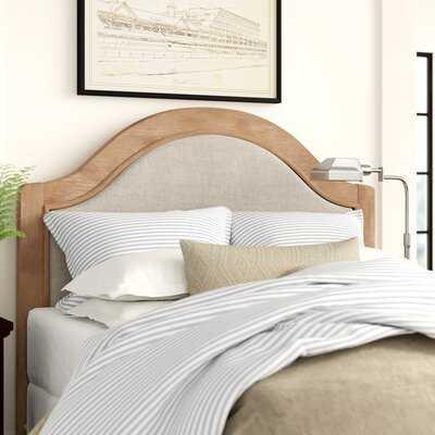 Krupp Upholstered Panel Headboard - Wayfair