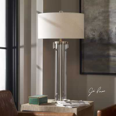 Monette Tall Cylinder Lamp - Hudsonhill Foundry
