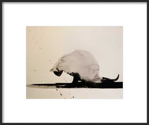 Siamese cat by Frederic Belaubre for Artfully Walls - Artfully Walls