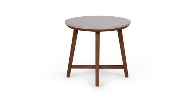 Olen Walnut Side Table - Article
