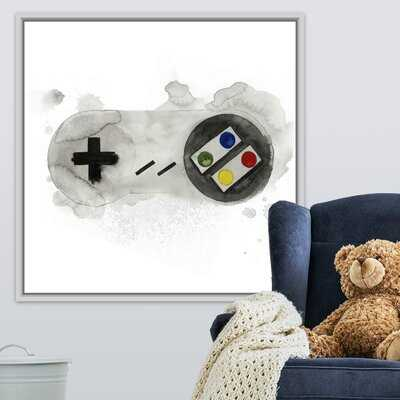 Shippy Gamer II Canvas Art - Wayfair
