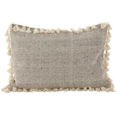 Charleena Cotton Down Lumbar Pillow - AllModern