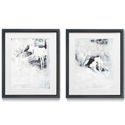 Fire And Ice III - 2 Piece Picture Frame Print Set - Wayfair