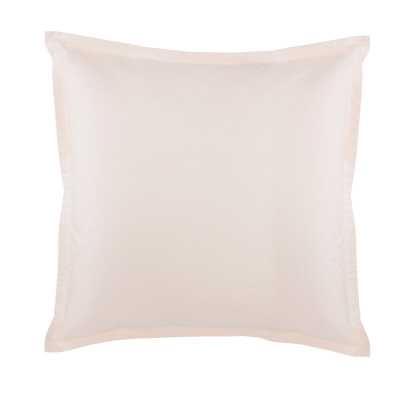 Lorimer Euro Square Pillow Cover & Insert Color: Dusty Rose - Perigold