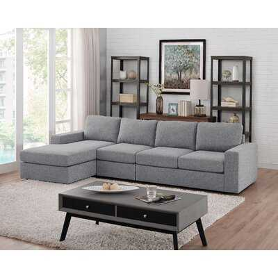 Arlind 121'' Reversible Sofa & Chaise - Wayfair