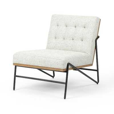 Angled Legs Chair - West Elm