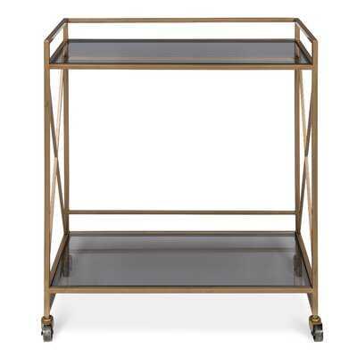 Abena Bar Cart - AllModern