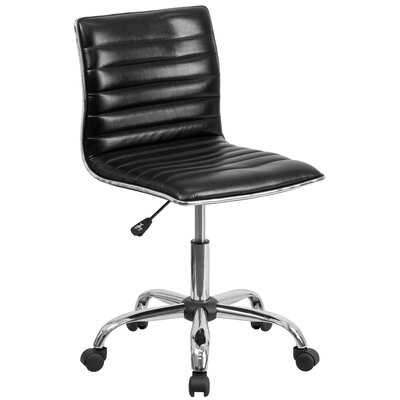 Ochlocknee Vinyl Task Chair - Wayfair