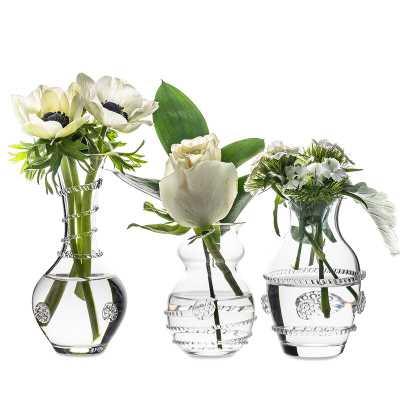 Juliska Bud 3 Piece Table Vase Set - Perigold
