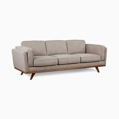 Zander Sofa,Shell,Austria,Almond - West Elm
