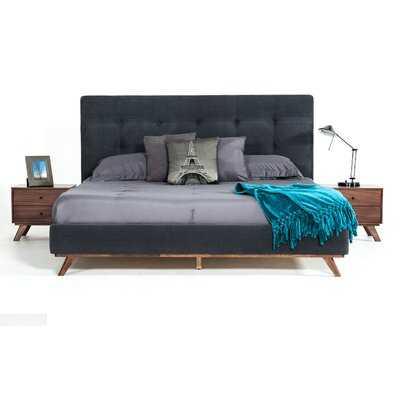 Rocco Upholstered Platform Bed - AllModern